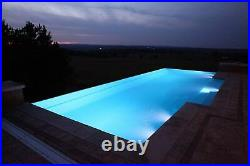 White LED Light EZ2420 Pool Lights with Standard Return for aboveground Pool