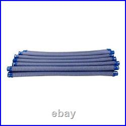 Zodiac R0527800 Pool Cleaner 39 Inch Twist Lock Replacement Hose, Blue (12 Pack)